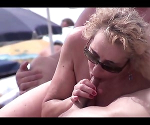 Nude beach Video
